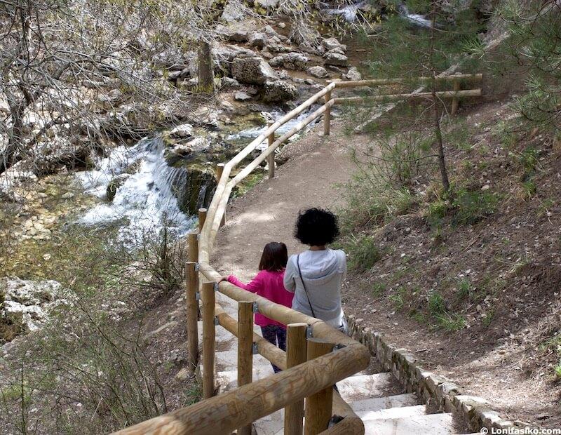 fotos nacimiento rio guadalquivir cazorla