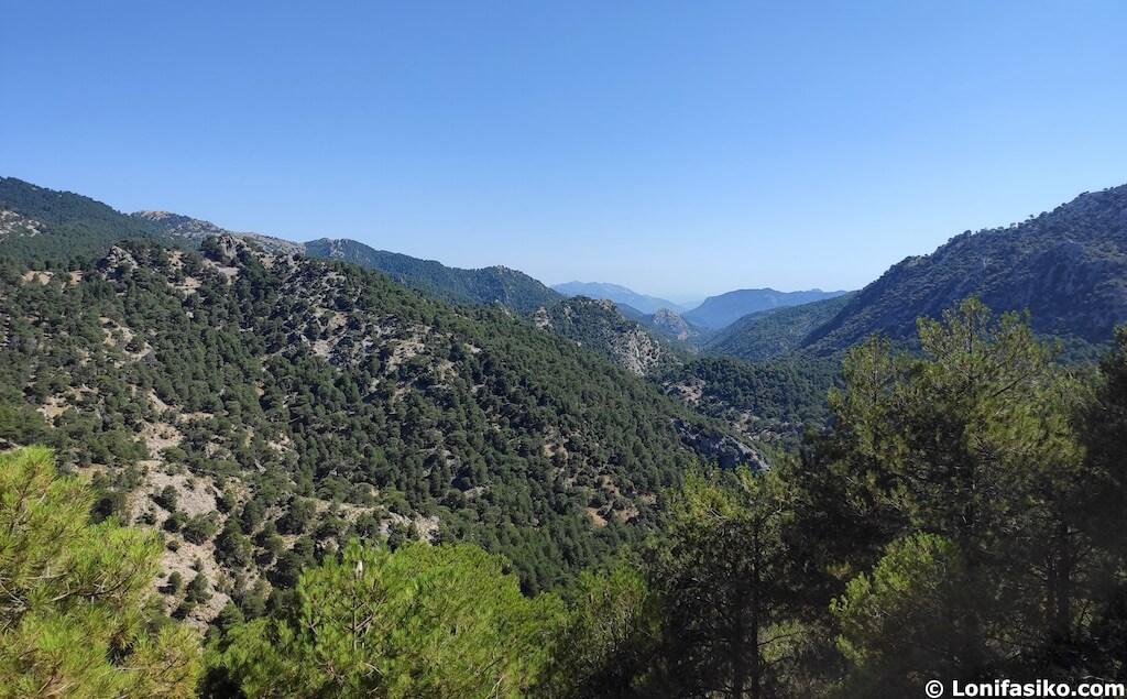 parque natural sierras de cazorla segura las villas