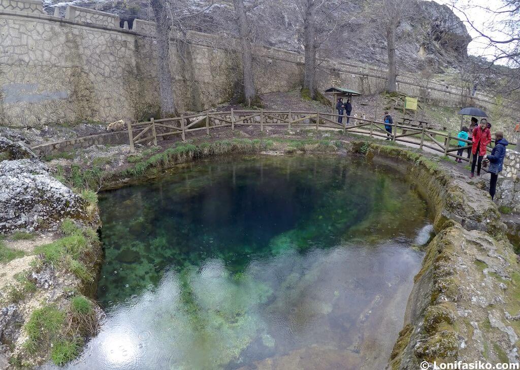 visitar nacimiento rio segura