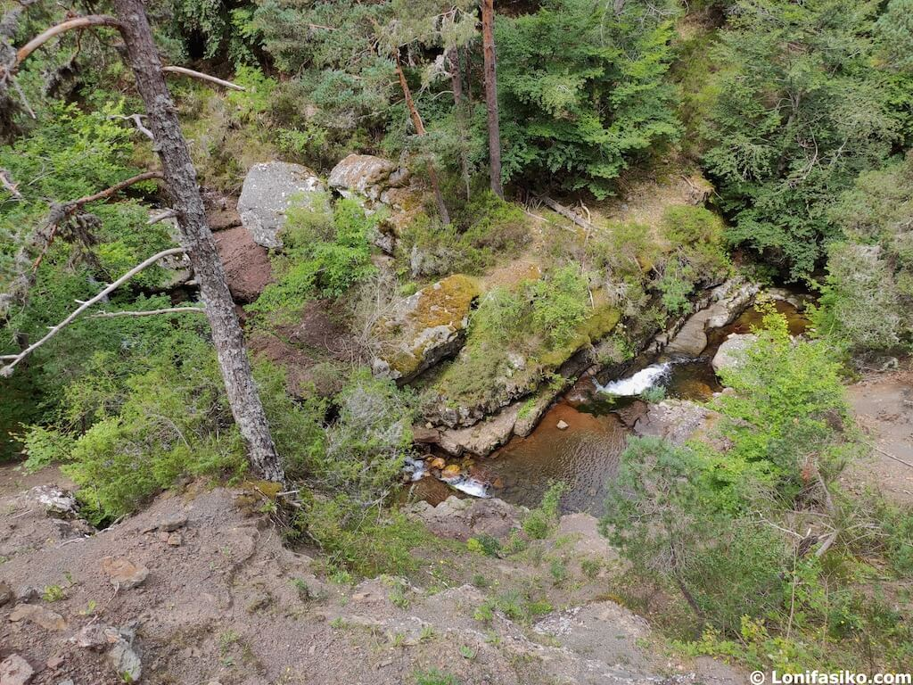 arroyo puente ra afluentes del rio iregua
