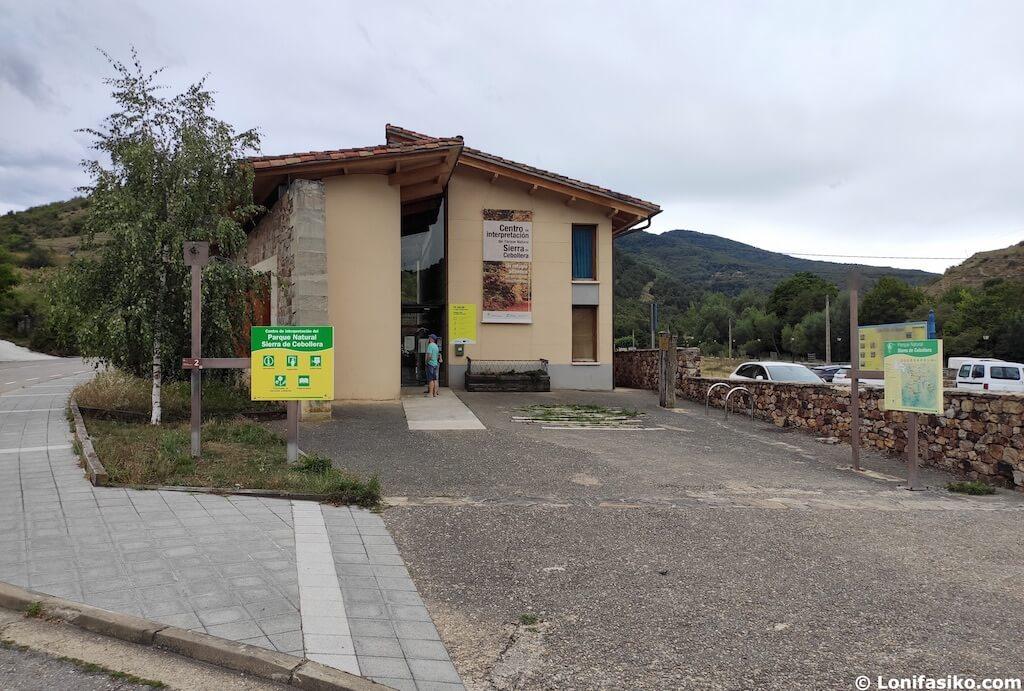 centro interpretación parque natural sierra de cebollera villoslada cameros