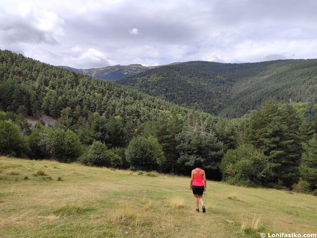 parque natural sierra de cebollera la rioja