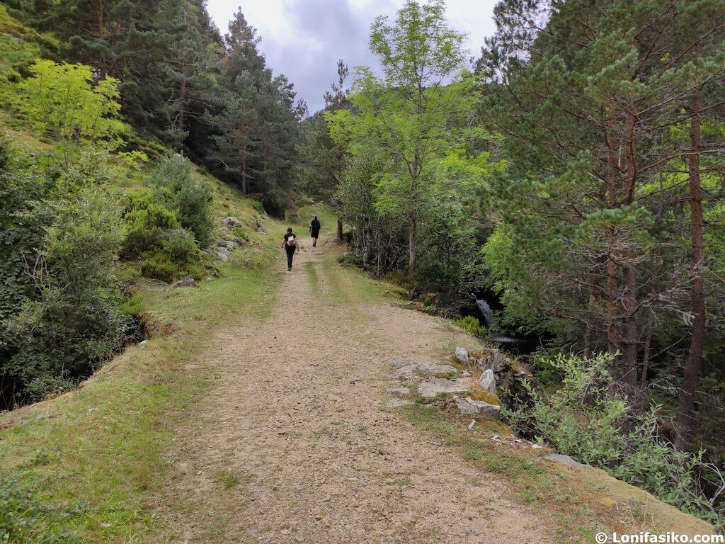 longitud ruta cascadas puente ra la rioja