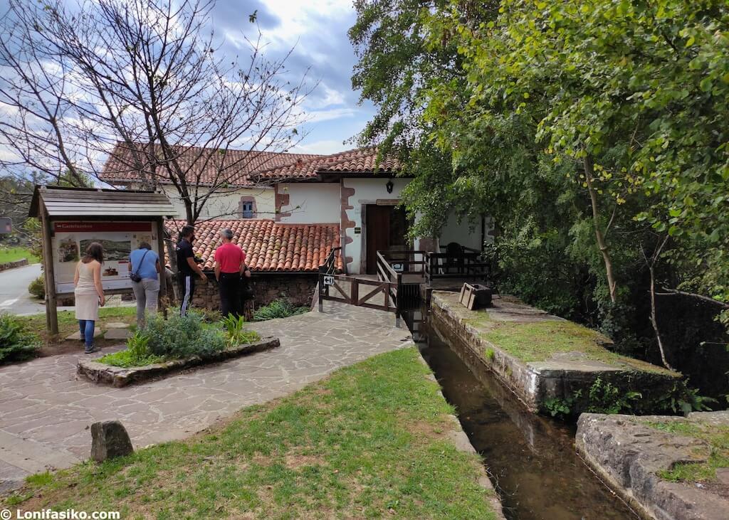 casas rurales en Amaiur valle Baztan Navarra