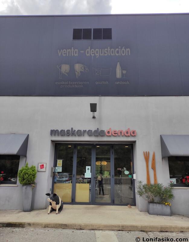 donde comprar productos euskal txerri maskarada