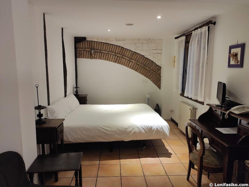 dónde dormir en lesaka hotel rural atxaspi