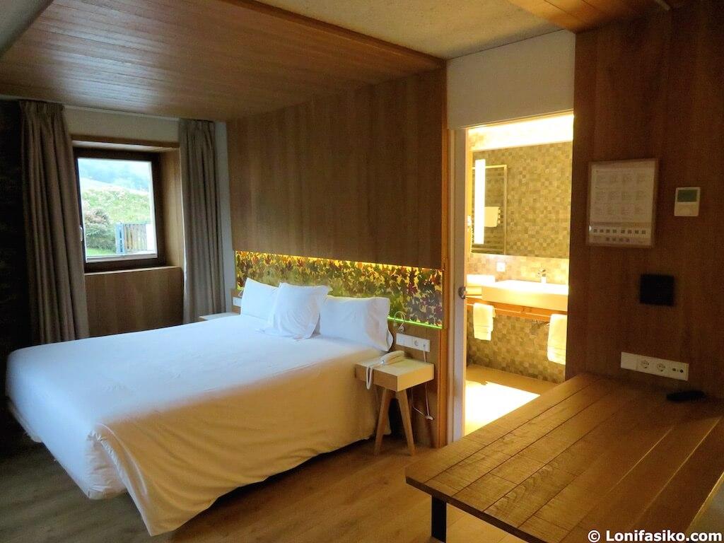 hotel palacio yrisarri dormir en irrisarri land
