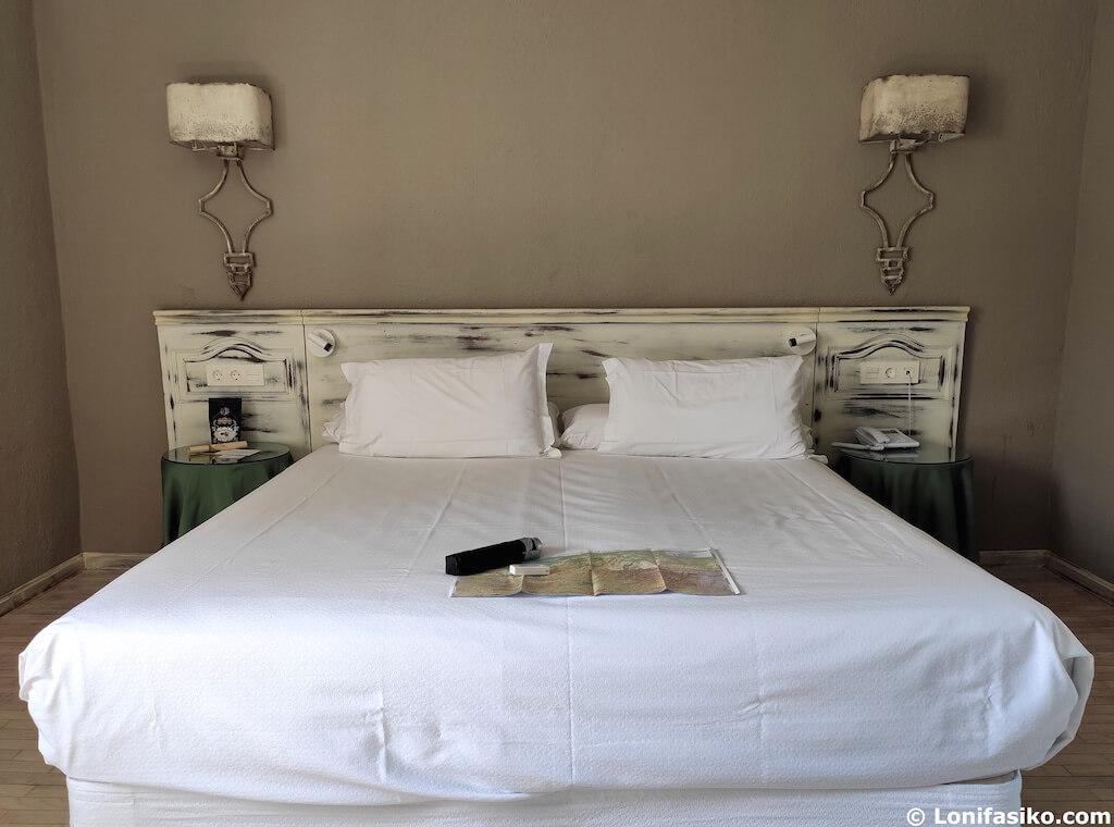hotel pamplona el toro habitaciones
