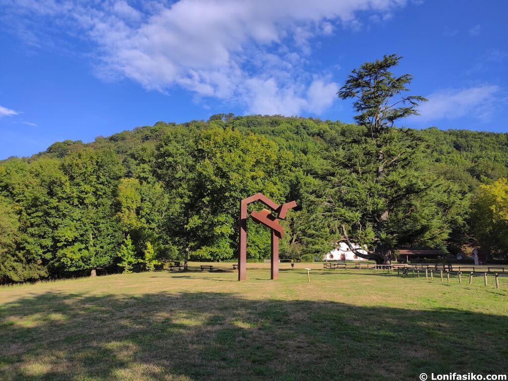 Parque Natural Señorío de Bertiz Navarra