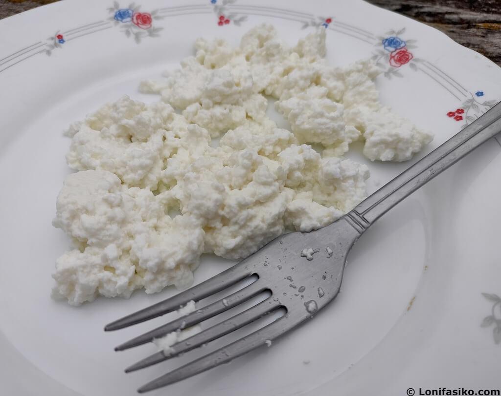 requeson queseria bikain navarra