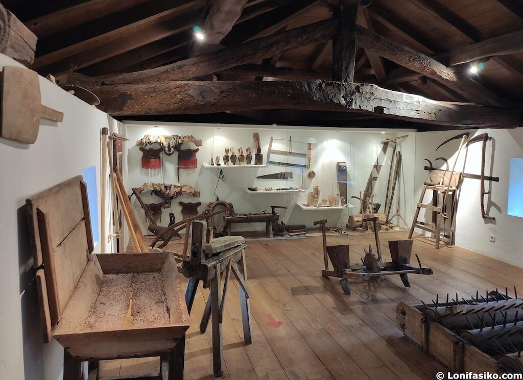 visitar molino zubieta museo rural navarra